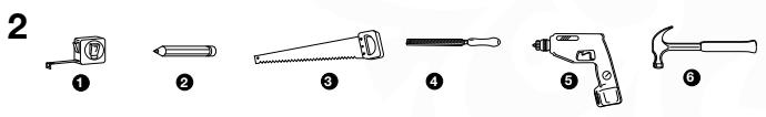 Figuur 2: Metre a ruban